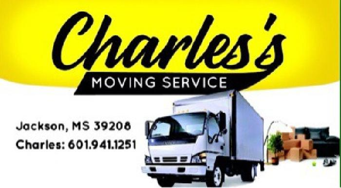 Charles's Moving