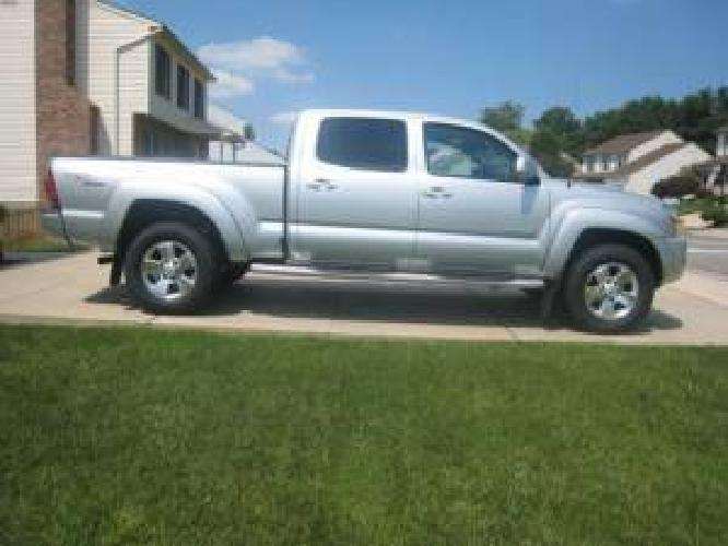 cheap 2006 toyota tacoma double cab for sale in charleston west virginia classified. Black Bedroom Furniture Sets. Home Design Ideas