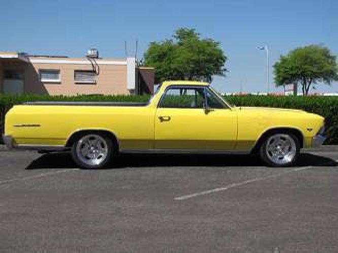 Chevrolet E l C amino