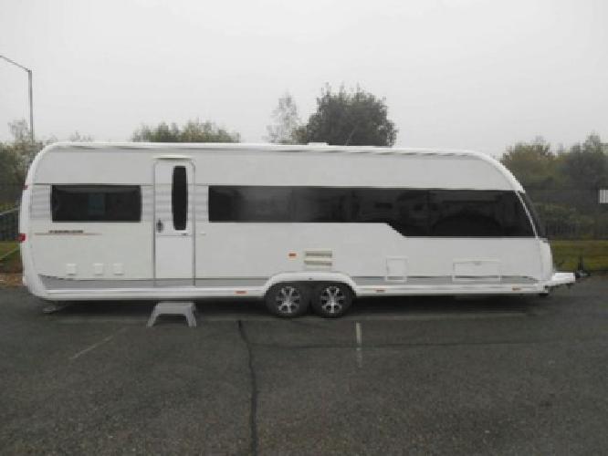 Chulo 2013 HOBBY PREMIUM 720.Caravan for sale