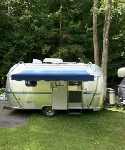 Clean Airstream Bambi For Sale