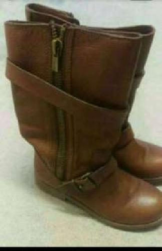 coach riding boots