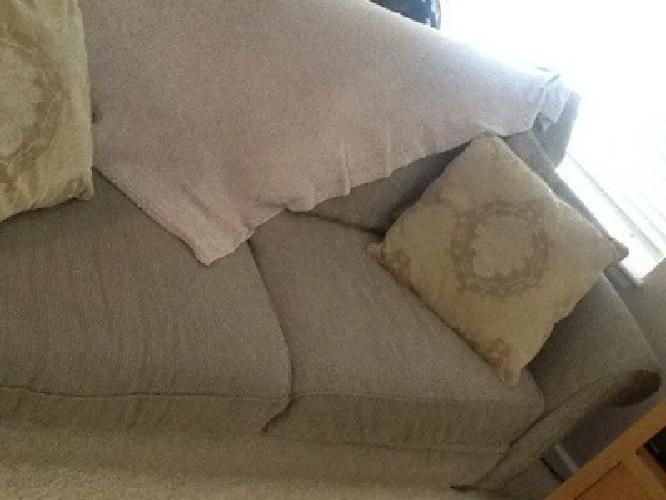 Comfortable sofa and matching Large Chair