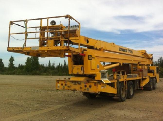 Rotating Tires On A Dually >> Condor 170 S Bucket Truck 170' foot working height Bucket Truck For Sale for sale in Saint ...