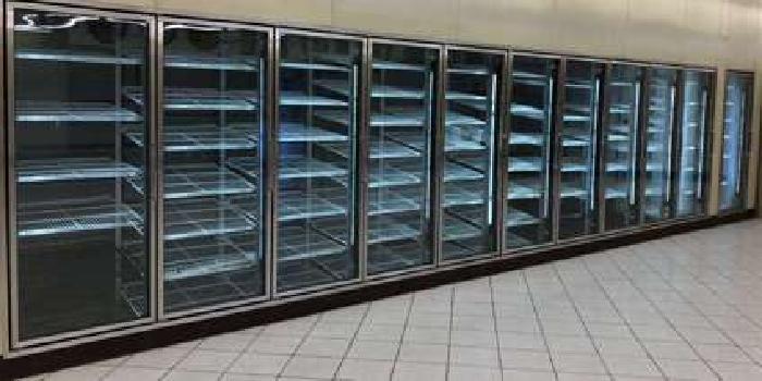 Cooler/Freezer Walk In Unit