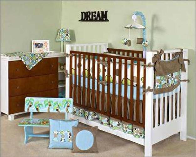 Crib bedding sets and modern baby bedding for sale in cleveland ohio classified - Modern baby bedding sets ...