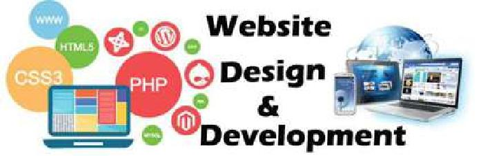 Custom made websites starting at