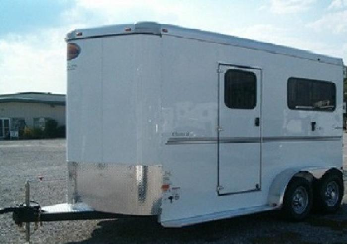 cWOWgg 2013 Sundowner 2 Horse Trailer Charter TR SE - FREE DELIVERY