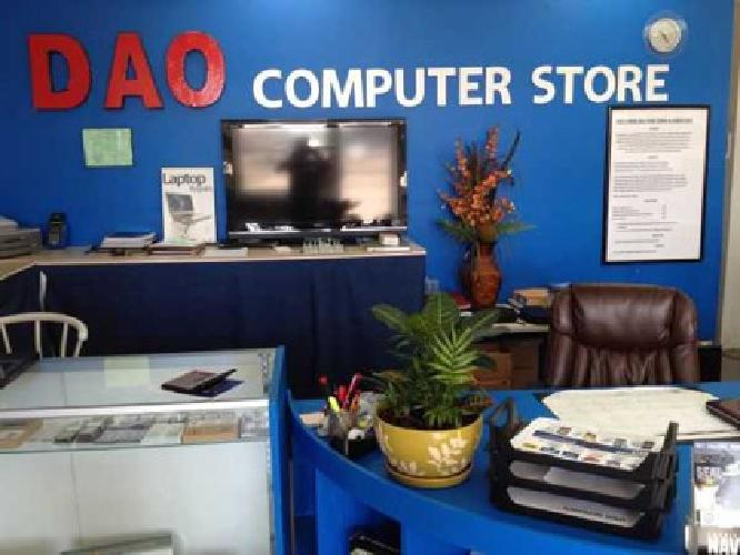 Dao Computer Store [phone removed] (I-240 & S. Penn Ave)