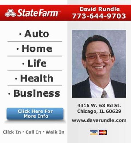 David Rundle - State Farm Insurance Agency