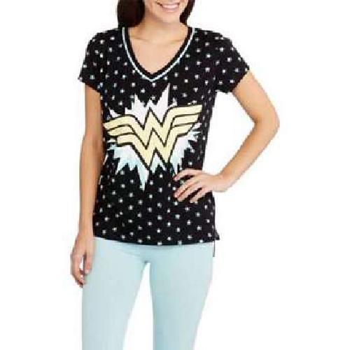 DC Comics Wonder Woman Women's Sleepshirt (XL)