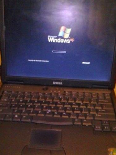 Dell Laptop older model