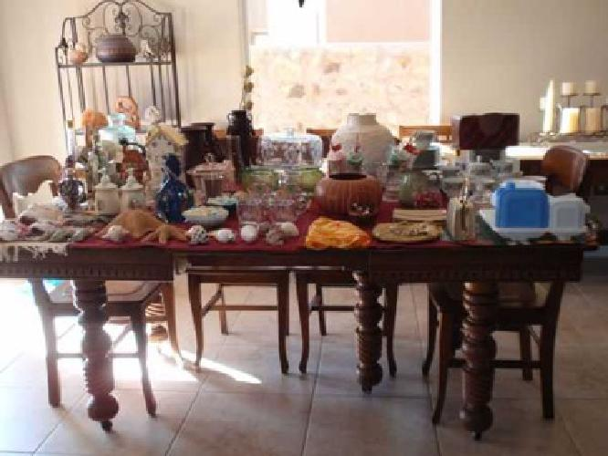 Downsizing Indoor Sale - Sunday thru Wed. 11:00 to 6:00 (8004 Inca Dove Ave.)