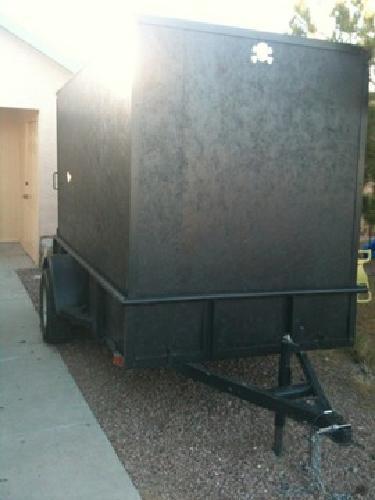 Enclosed Trailer 5X10