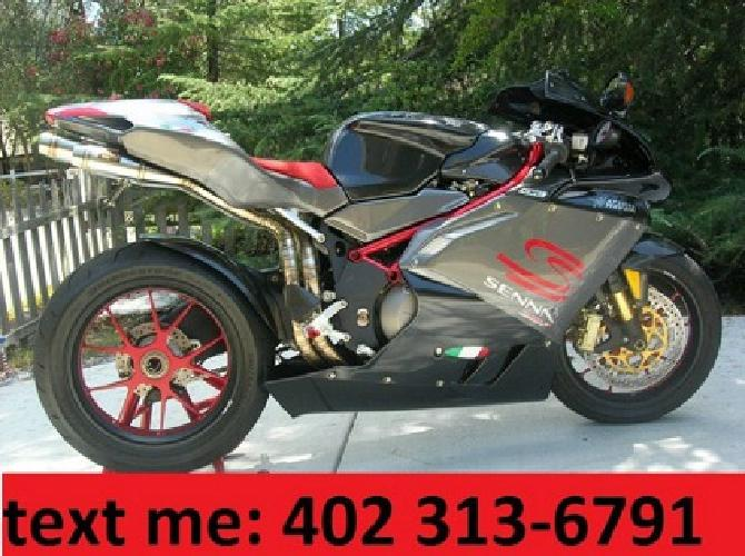 erwcv==~!)_Like new~!**2007 MV Agusta F4 1000 Senna~!&&~!^xcads