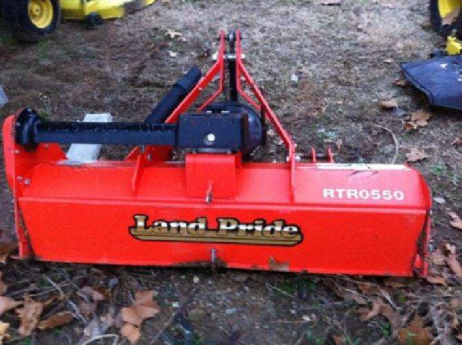 Farm Implements: 3 Point Items Tiller*Post Hole Digger*Angle Blade*Brush Hog*Qui