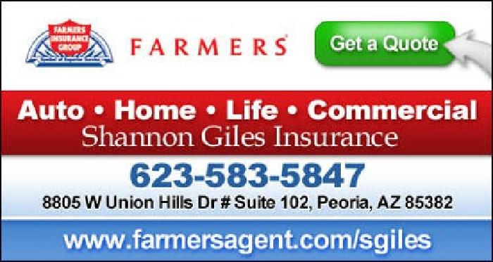 Farmers Insurance - Shannon Giles Insurance Agency