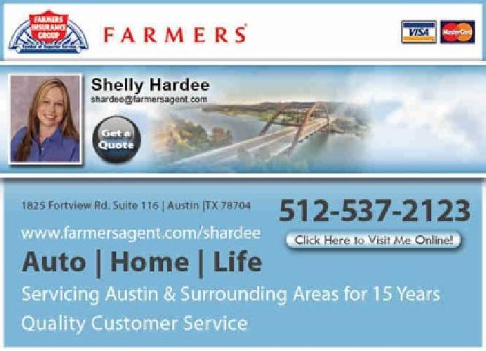 Farmers Insurance - Shelley Hardee