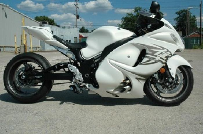 fgu 2011 Suzuki Hayabusa Turbo 620 miles one owner