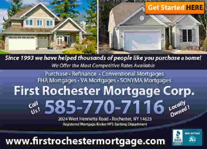 First Rochester Mortgage Corporation