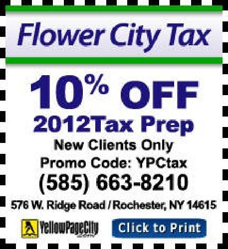 Flower City Tax and Payroll Solutions Inc