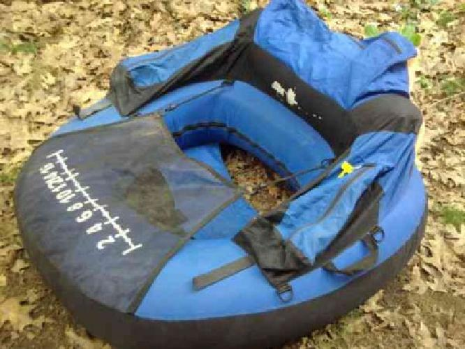 Fly fishing float tube keizer for sale in salem oregon for Fly fishing raft for sale