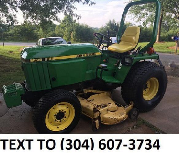 FOR SALE!!--John Deere-955~Tractor--