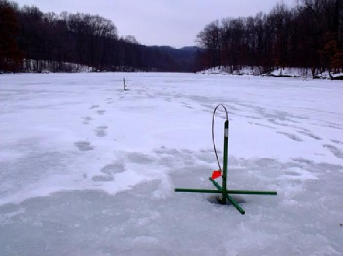 Free ice fishing picture contest free for members for sale for Pa ice fishing