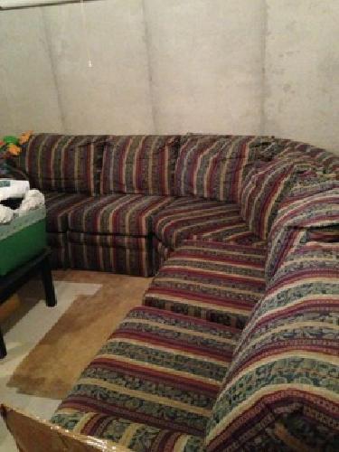 Free Thomasville L Shape Reclining Sofa