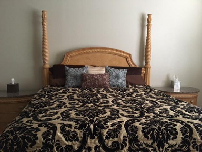 Furniture King Bedroom set