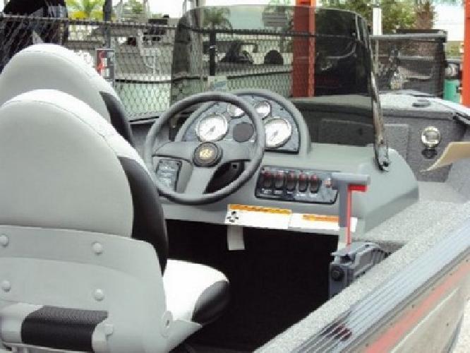 G3 Angler V167C Yamaha F40TLR