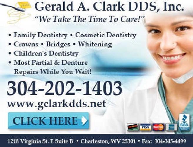 Gerald A Clark DDS Inc