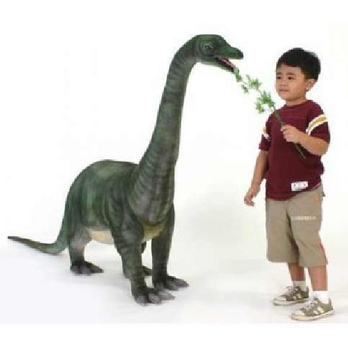 Giant Ride-on Plush Stuffed Dinosaur Brontosaurus