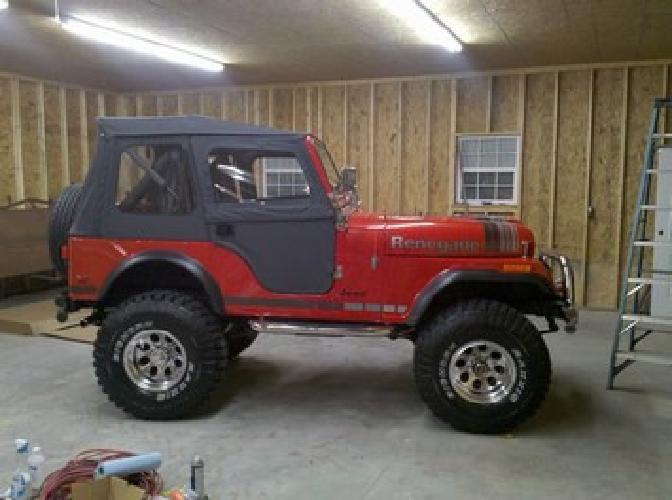Gorgeous...*^(*^*^*^(*^*^^1979 CJ5 Jeep 4X4(*^*&^(*((