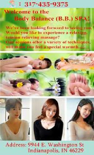 GRAND OPENING! Body Balance Spa. PROFESSIONAL massage