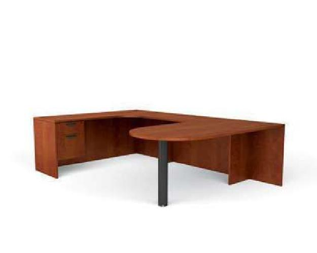 GREAT PRICE - New Executive U-Shaped Office Furniture