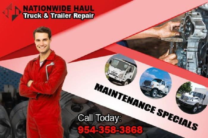 Heavy Duty Truck & Trailer Repair
