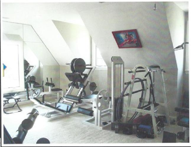 Home Gym Equipment - Commercial Quality for home or small studio