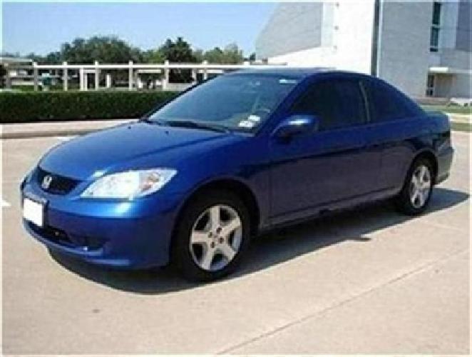-_-2005 Honda Civic EX 96K MILES -_-