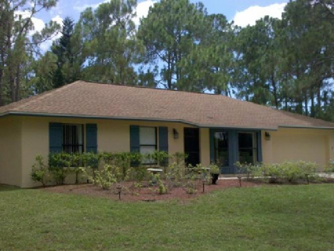 Horse property on 10 acres with barn Naples FL