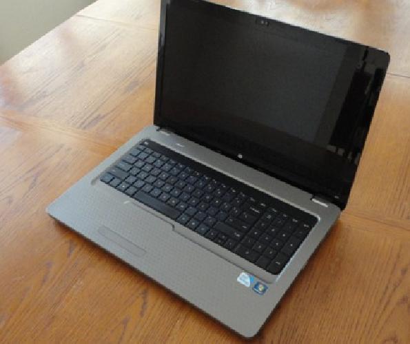 HP Laptop G72 17.3