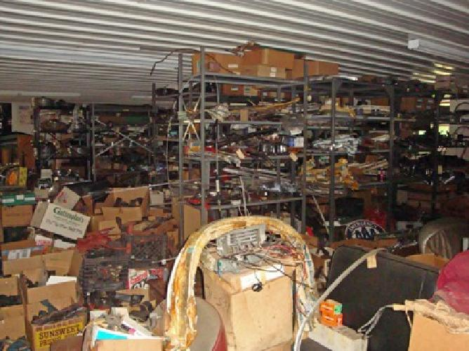 Huge sale 40's 50's 60's car truck parts tools gto chevy ford mopar