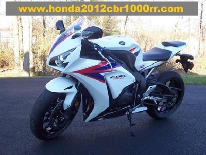 i 2012 Honda CBR 1000RR