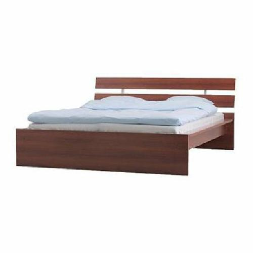 Ikea Hopen Queen-Size Bed/mattress/matching nightstands