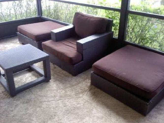 Indoor/Outdoor Bar Furniture....