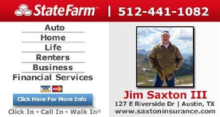 Jim Saxton III - State Farm Insurance Agent