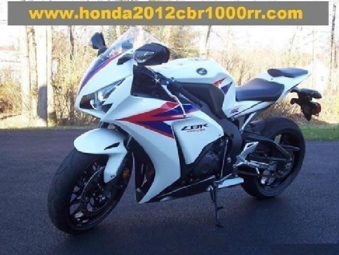 k 2012 Honda CBR 1000RR