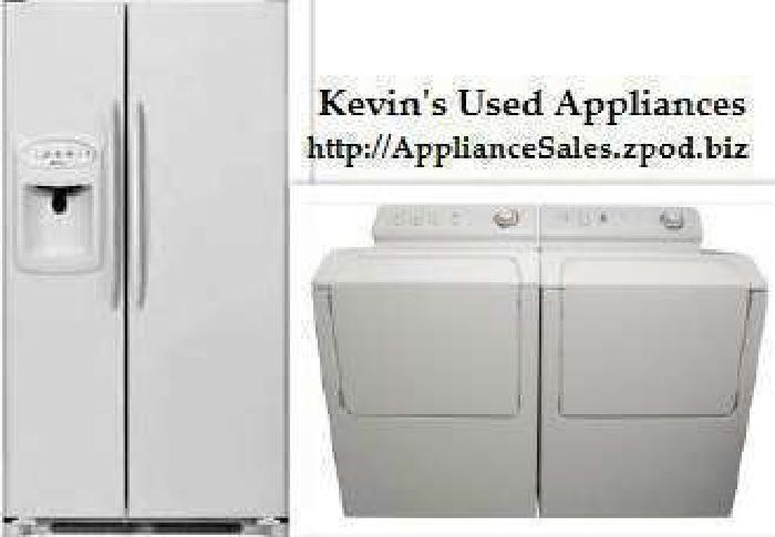 Kevin's Used Appliances