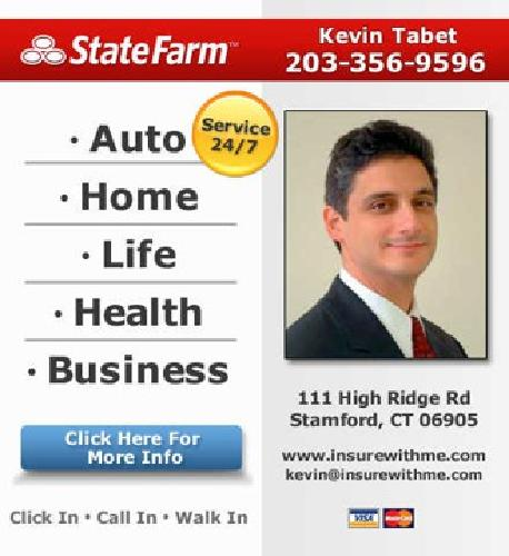 Kevin Tabet Ins Agcy Inc - State Farm Insurance Agent