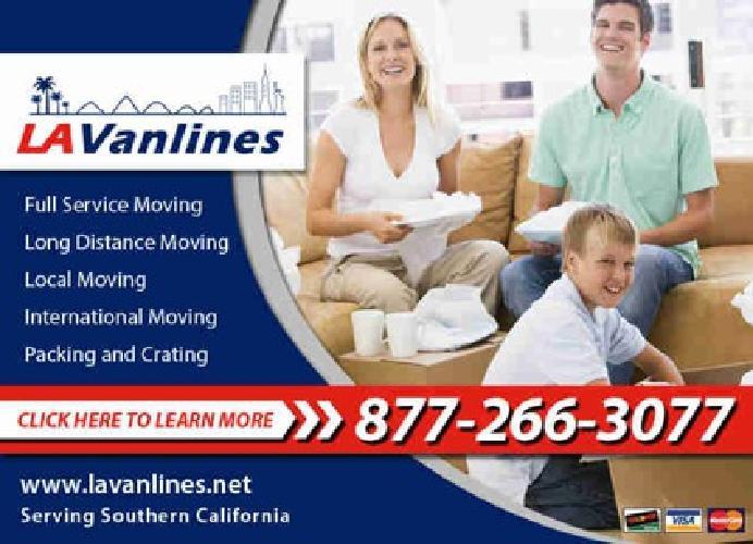 LA Vanlines